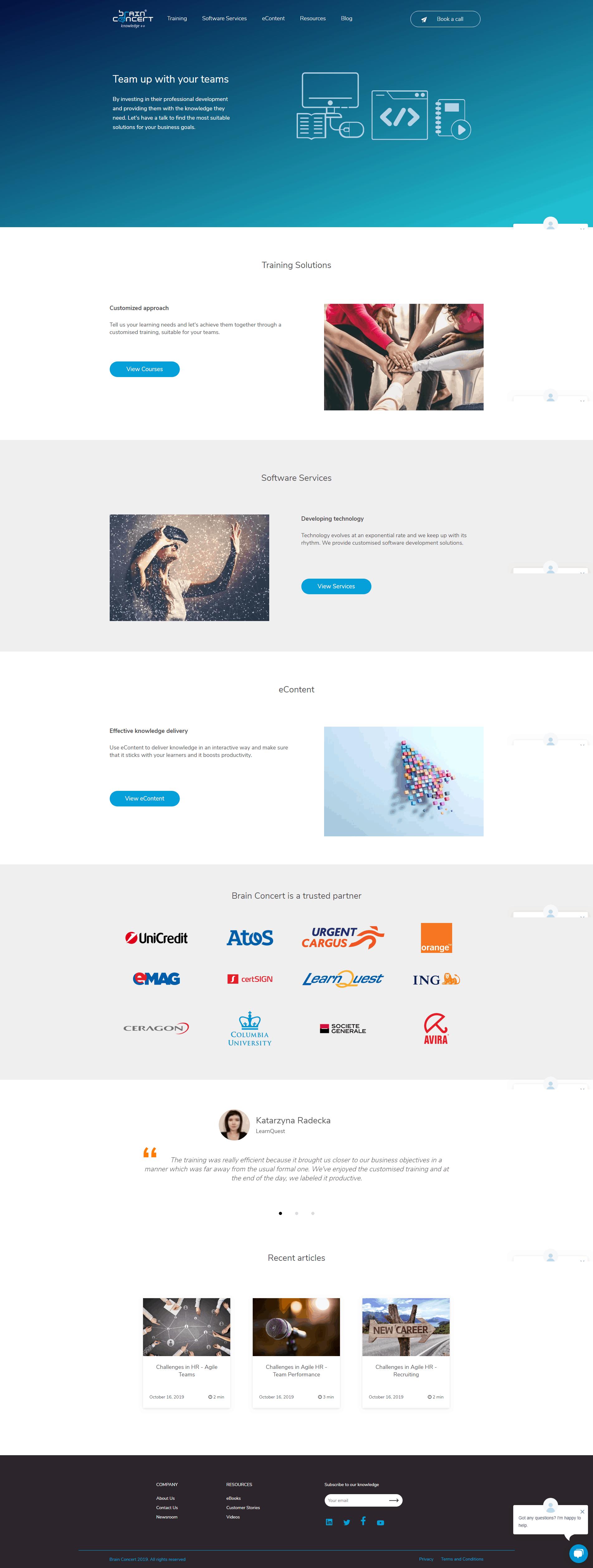 Brainconcert.com