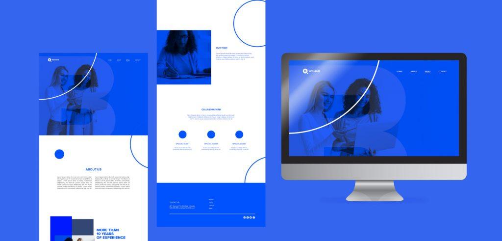creare site wordpress, realizare site de prezentare wordpress