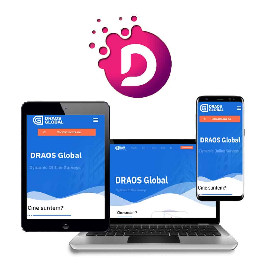 Creare site web startup