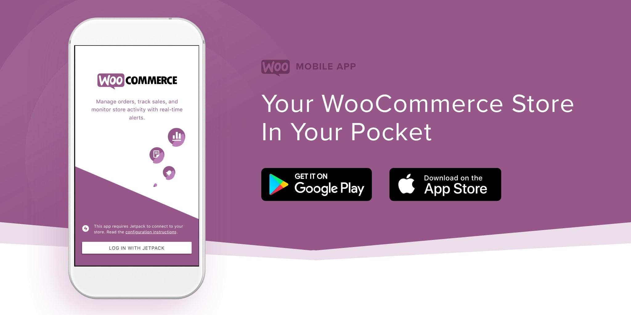 Aplicatie Mobila Android si IOS pentru Woocommerce