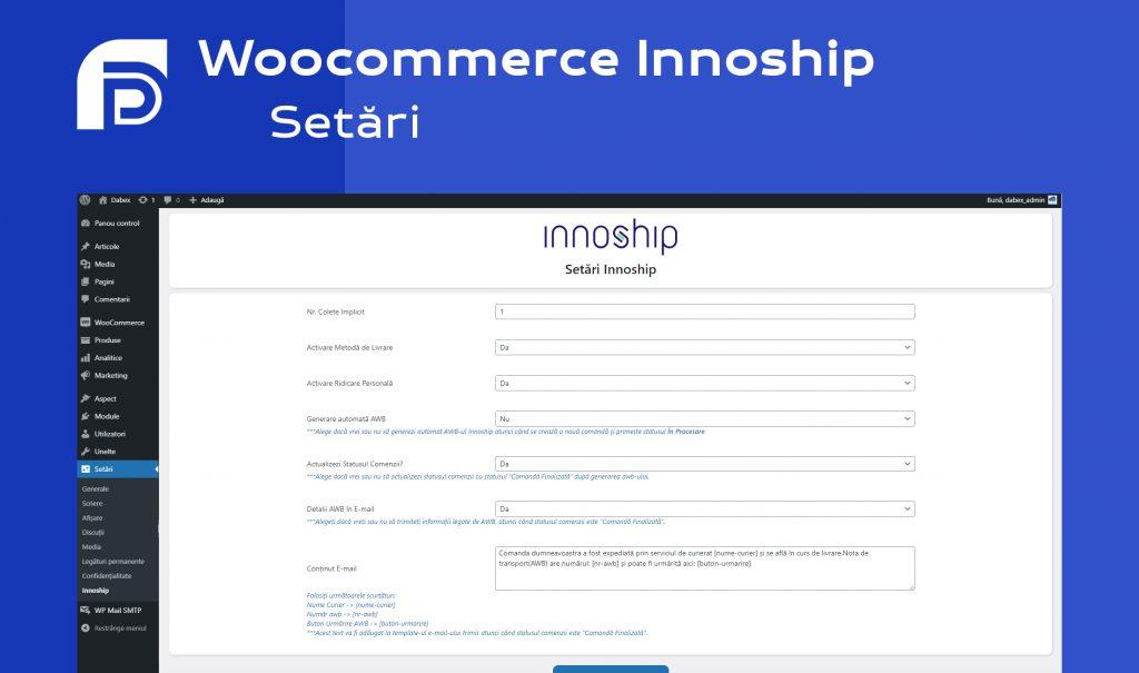 Woocommerce Innoship