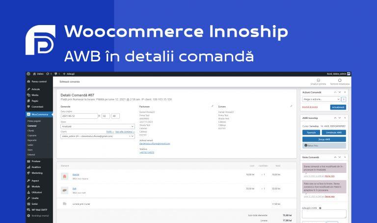 Detalii AWB Innoship